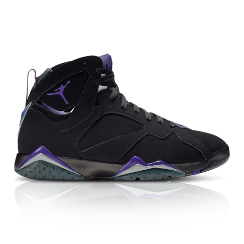separation shoes 90797 0abc6 Air Jordan Men's Retro 7 Black Sneaker