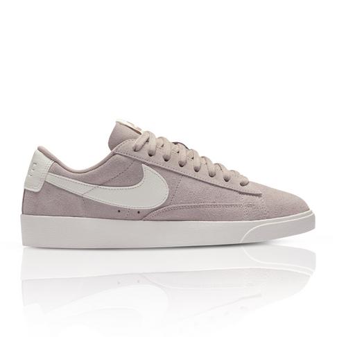 premium selection e4007 a5ab1 Nike Women's Blazer Low Suede Tan Sneaker