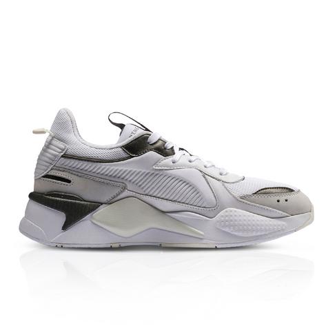 best website d9cd1 736b2 Puma Men s RS-X Trophy White Sneaker