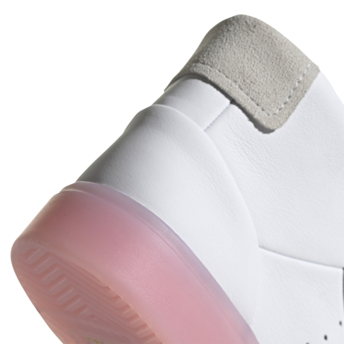 b9c545a9db adidas Originals Women's Sleek Mid White Sneaker