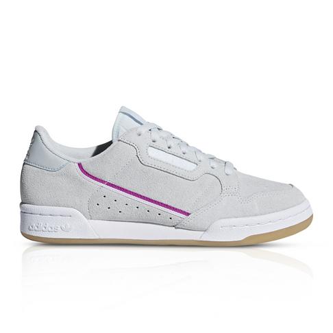 e920b20c7bb3 adidas Originals Women s Continental 80 Grey Sneaker
