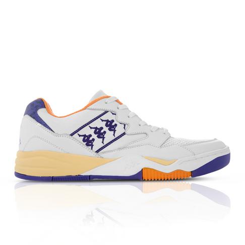 1ce9e1f04df Kappa Men's Banda 222 Kompo 1 White Sneaker