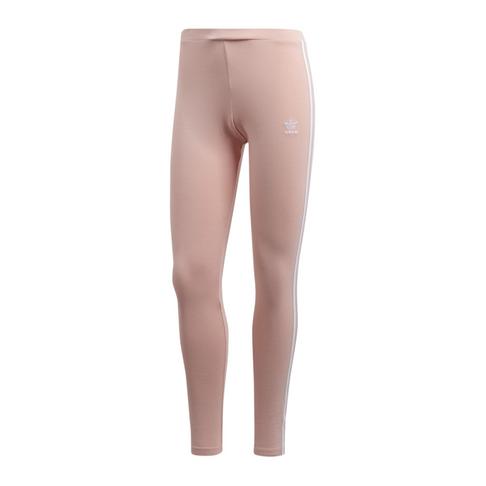1b08cb3ce1f5c adidas Originals Women's Peach 3 Stripe Leggings