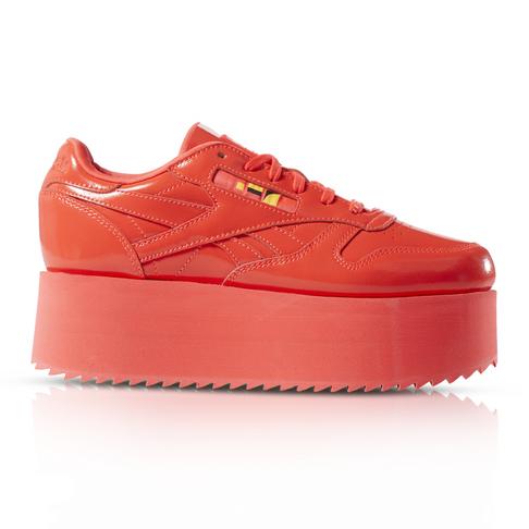 cfda75f7aa58 Reebok x Gigi Hadid Women s Classic Leather Triple Platform Sneaker
