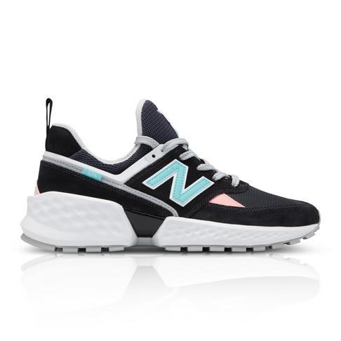 outlet store 0dc31 2e0f4 New Balance Men's 574 Sport Black Sneaker
