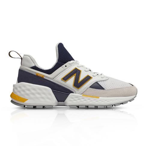 466bf09f New Balance Men's 574 Sport Decade Pack White Sneaker
