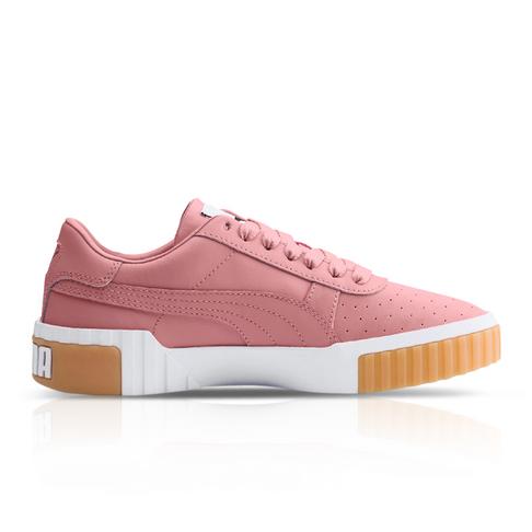 o rozsądnej cenie przyjazd Zjednoczone Królestwo Puma Women's Cali Exotic Pink Sneaker