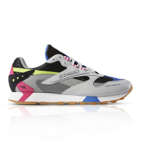 57381a0dd3e Reebok Men s Classic Leather ATI 90S Grey Sneaker