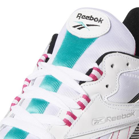 1421daee4c7 Reebok Men s Classic Leather ATI 90s White Sneaker