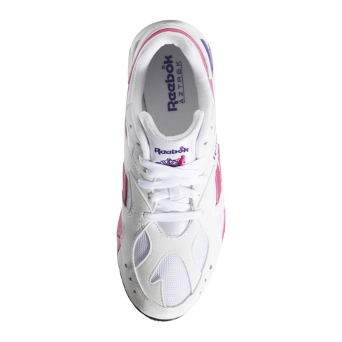 Reebok Men s Aztrek White Sneaker 2f595e0ed