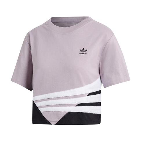 6e784509 adidas Originals Women's Cropped T-Shirt