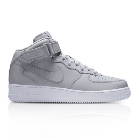 newest 81138 85dde Nike Men s Air Force 1 Mid  07 Grey Sneaker