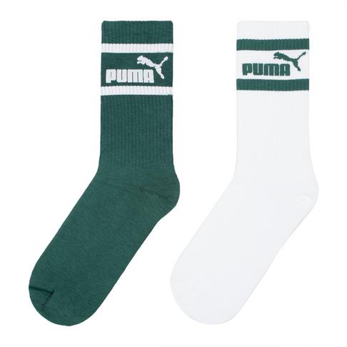 1df13c6aeaabf Puma 2-Pack Green Socks