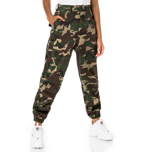 chercher Nouveaux produits vente énorme Redbat Women's Camouflage Cargo Pants