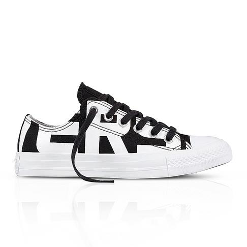 86a366ac6b6d Converse Men s Chuck Taylor All Star OX Wordmark Sneaker
