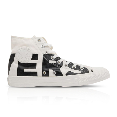 6c1d30e5 Converse Men's Chuck Taylor All Star Hi Wordmark Sneaker