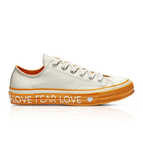 878cf75b64c6 Converse Women s Chuck 70 Love Graphic Natural Sneaker