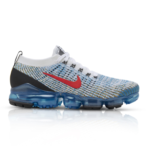 best website ef01c 1c6fa Nike Men's Air Vapormax Flyknit 3 Black Sneaker