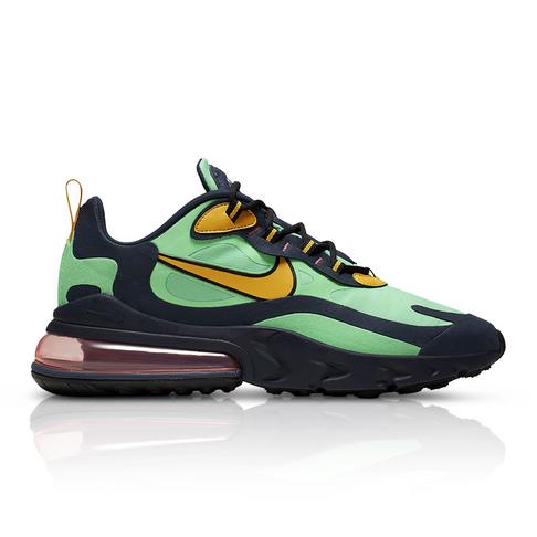 the best attitude 75d13 dbdc7 Nike Men's Air Max 270 React Green Sneaker