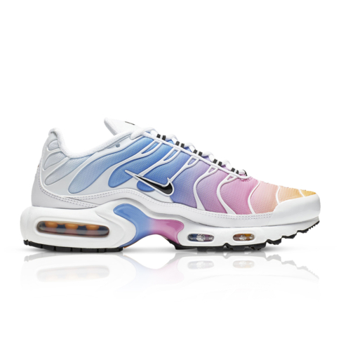 the latest 1178c 58383 Nike Women's Air Max Plus White Sneaker
