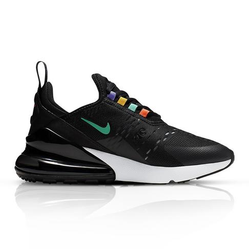 huge selection of 78392 09052 Nike Junior Air Max 270 'Game Change' Black Sneaker