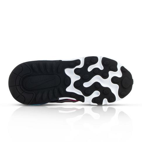 brand new 7114f 7ae69 Nike Kids Air Max 270 React Black/White Sneaker