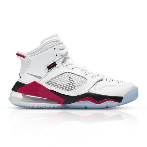 wholesale dealer edb09 4d39f Jordan Junior Mars 270 White/Red Sneaker