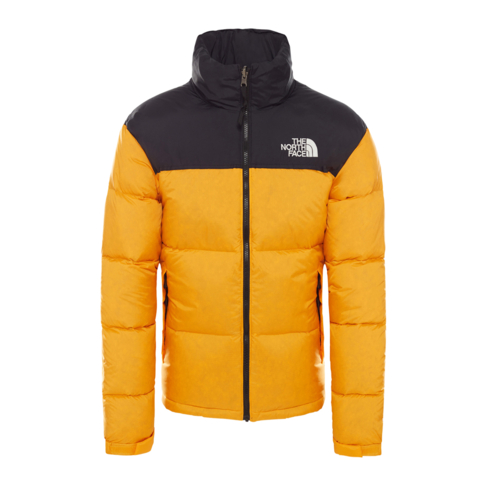 48721a1b1 The North Face Men's Zinnia Orange 1996 Retro Nuptse Jacket