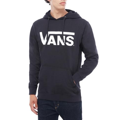 5d370c4800 Vans Men's Black Classic Pullover Hoody