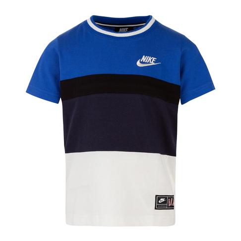 607d9b45a0 Nike Air Boys Blue T-Shirt