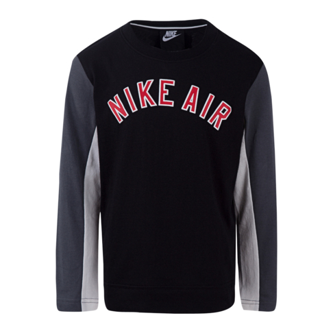 4d10aeaeb7 Nike Air Boys Black T-Shirt