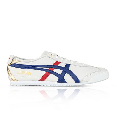 best service e3877 22581 Onitsuka Tiger Men's Mexico 66 White/Navy Sneaker