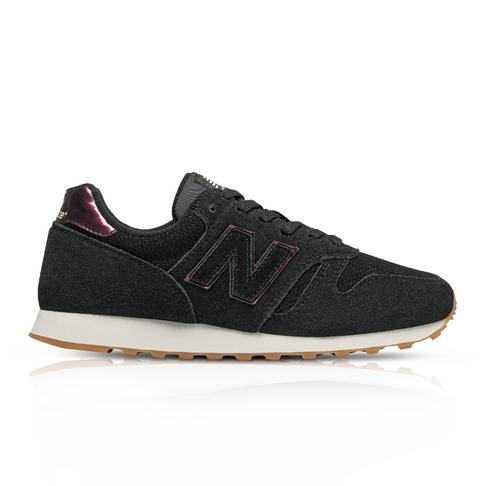 f56e834d8152d New Balance Women's 373 Black Sneaker