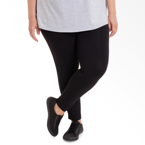 2f233e0e60d84 Plus Size | Side Stripe Leggings