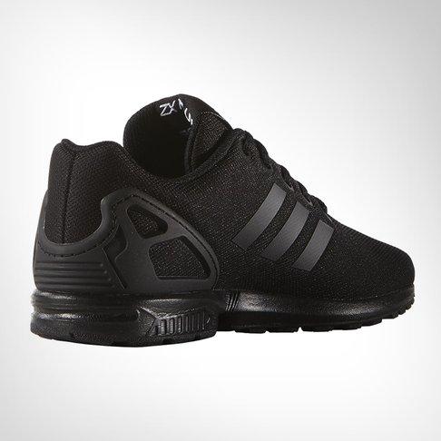 quality design 09af8 60931 Junior Pre School Adidas ZX Flux Shoe