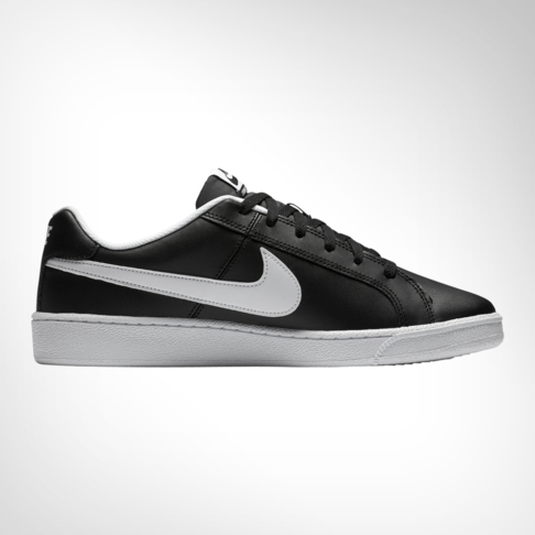 58191c3a64a84c MENS NIKE COURT ROYALE BLK WHITE