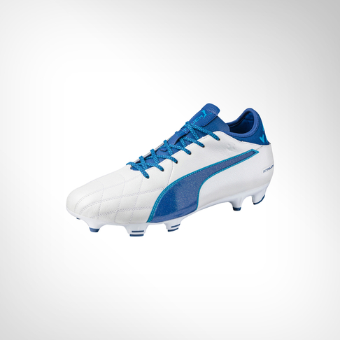 Men s Puma evoTouch 3 Leather FG Boot 9ffc01132