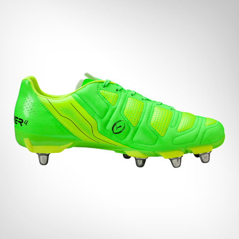 aad41e9ab73 Men s Puma Evopower 4.2 Rugby H8 Green Black Boot