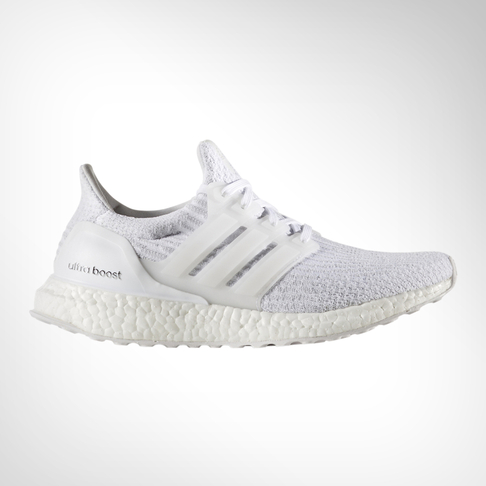 differently 9f2fc bbc67 Women s adidas Ultra Boost White Shoe