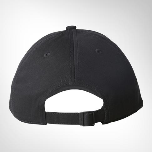 0d6d8084bfd adidas 6-panel Classic 3-stripes Black Cap