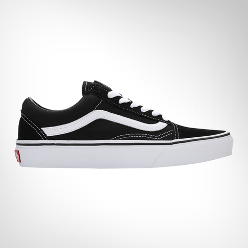 dcf6d02cf6d Men s Vans Old Skool Black White Shoe