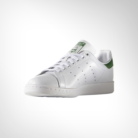 best service 9091f a1ea1 Men s Adidas Stan Smith White Green Shoe