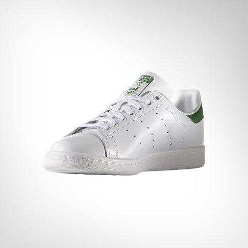6620ae53adb Men s Adidas Stan Smith White Green Shoe