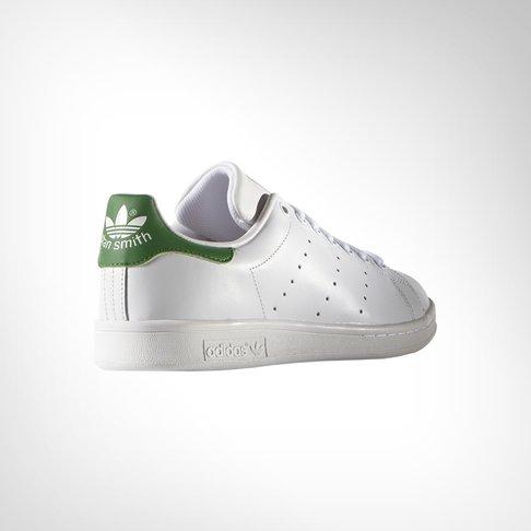 a99142f0f Men s Adidas Stan Smith White Green Shoe