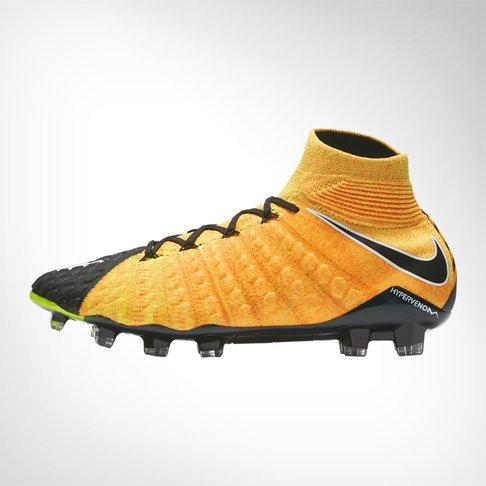 b20d4ec99 Men s Nike Hypervenom Phantom III Dynamic Fit FG Orange Black Boot