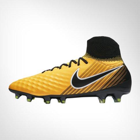 eb3741bcdc08 Men s Nike Magista Orden II FG Orange Black Boot
