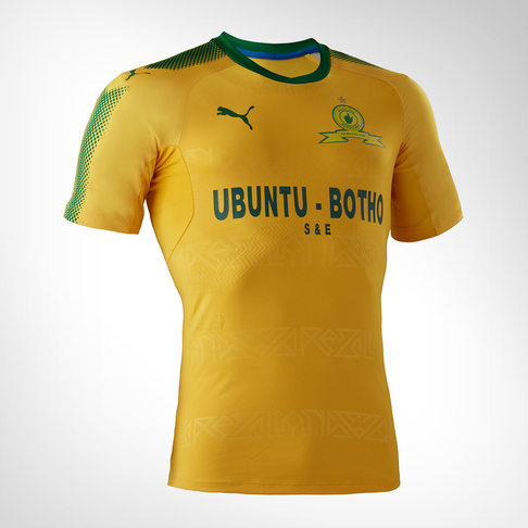 8523f08bf Men s Puma Mamelodi Sundowns Home Jersey