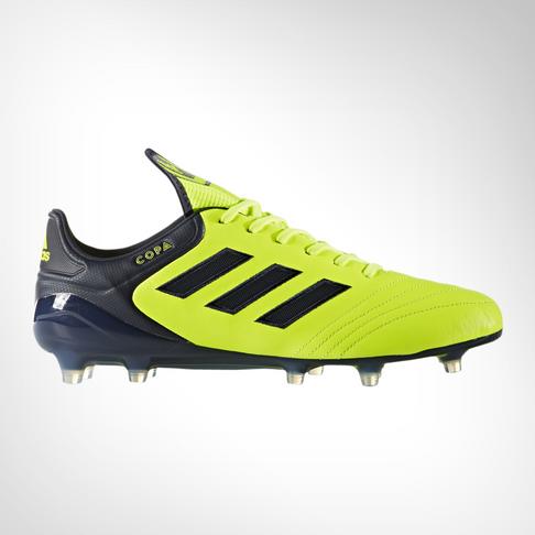 289e14b6f01 Men s adidas Copa 17.1 FG Yellow Blue Boot