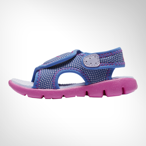 7906f200d Infants Nike Sunray Adjust 4 Purple Pink Sandal