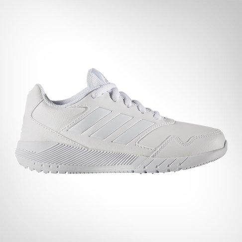 timeless design ef265 e9778 Pre-School adidas Alta Run White Shoe